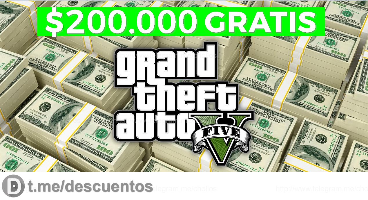 videojuegos-de-consola-xbox-playstation software 200000$ GRATIS en GTA Online hasta el 27 de junio